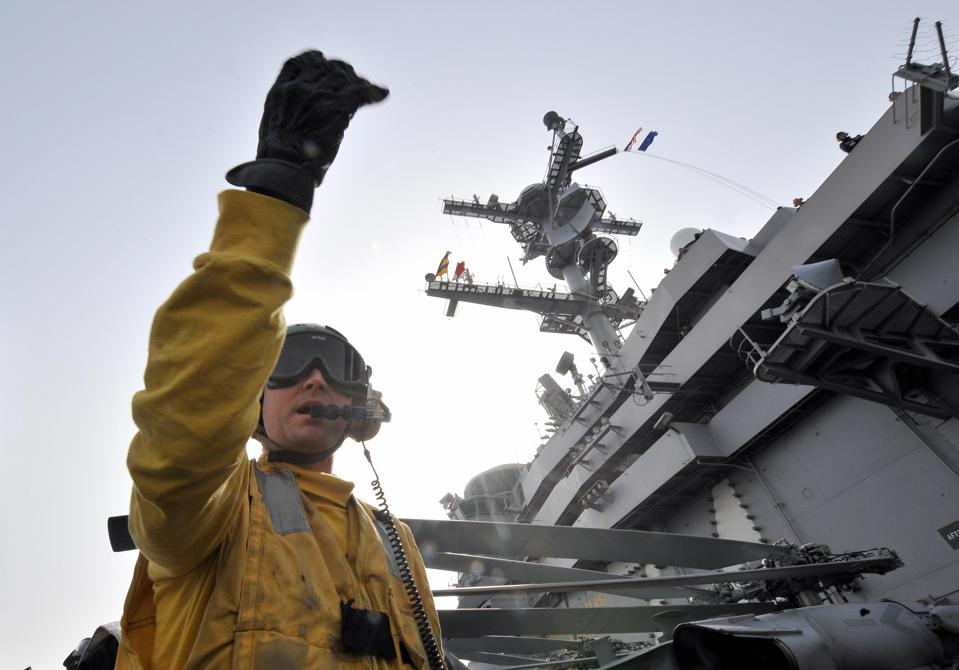 Will U.S. Restrain 'Provocative' South China Sea Actions? Beijing Wants To Know