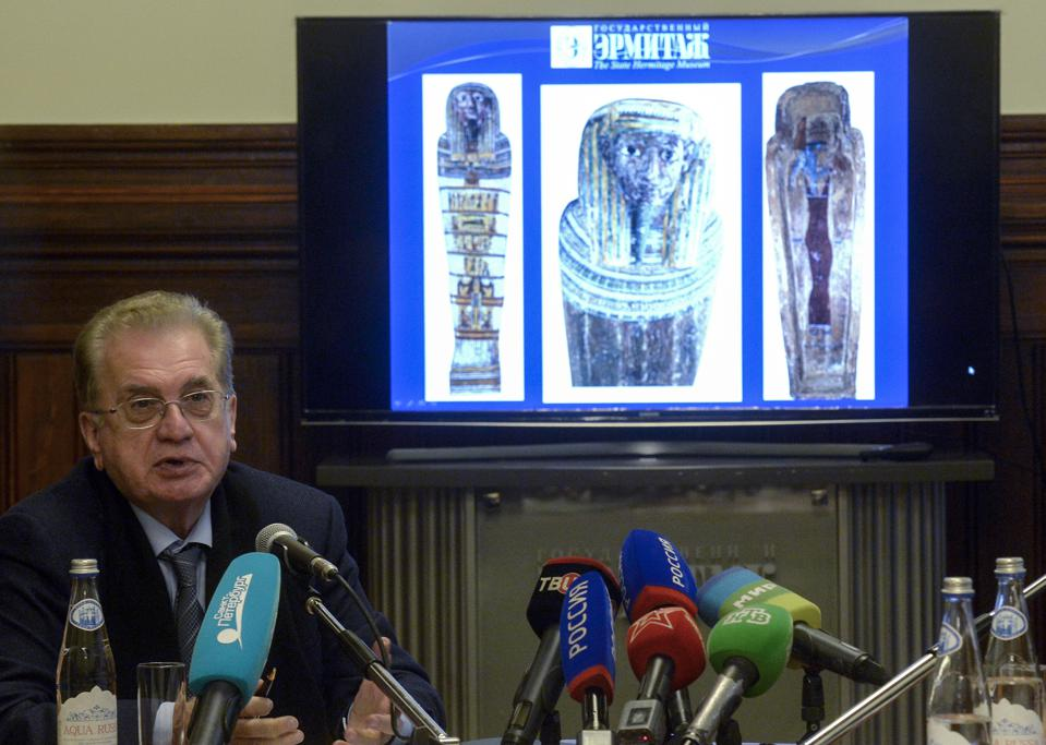 Castrated Egyptian Mummy Is An Archaeological Mystery