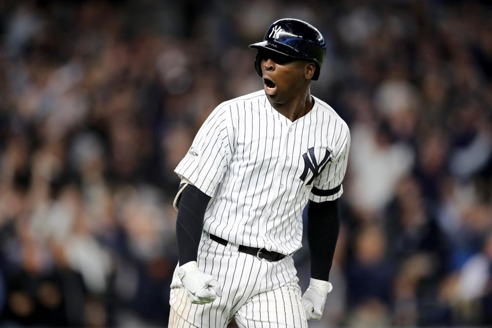 Didi Gregorius Hits Marketing Gold With Yankees' Resurgence