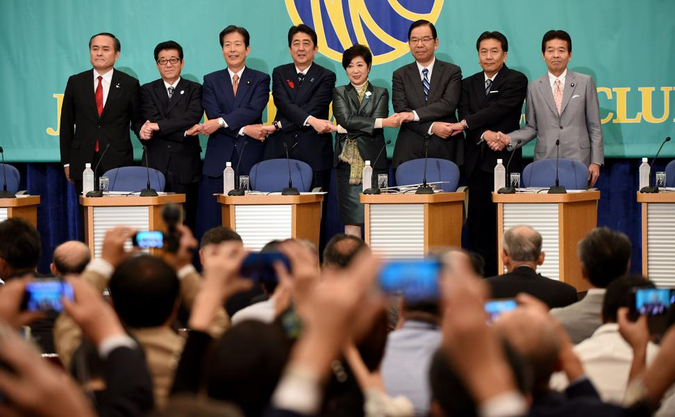 Japan's Upcoming Election Will Be Won Or Lost On Abenomics