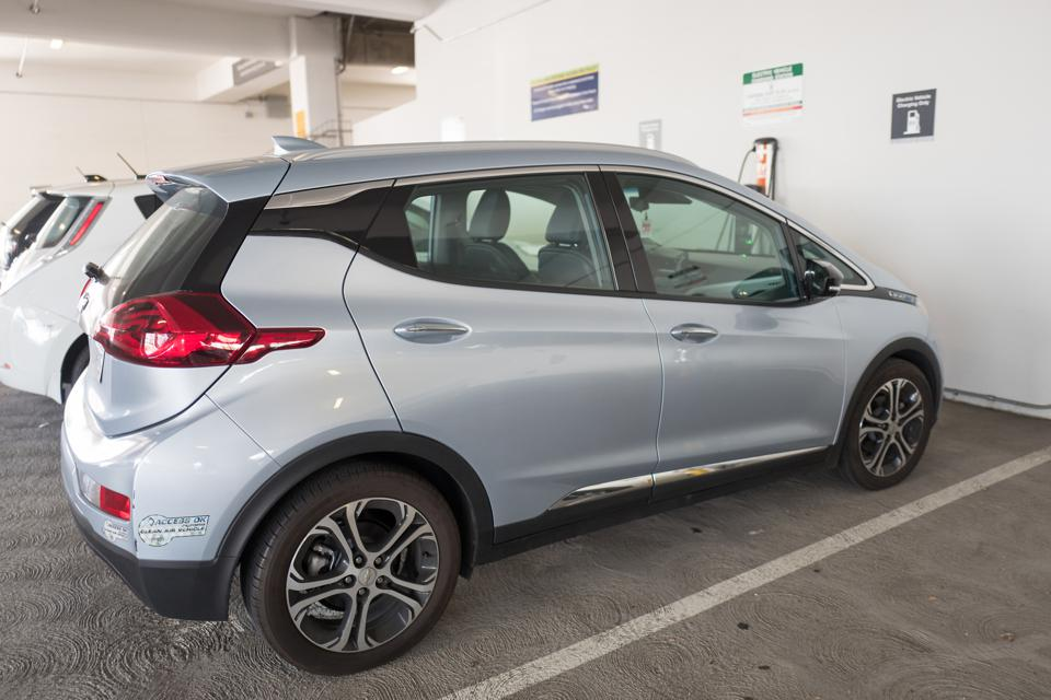 2020 Chevy Bolt Outdoes Tesla Model 3