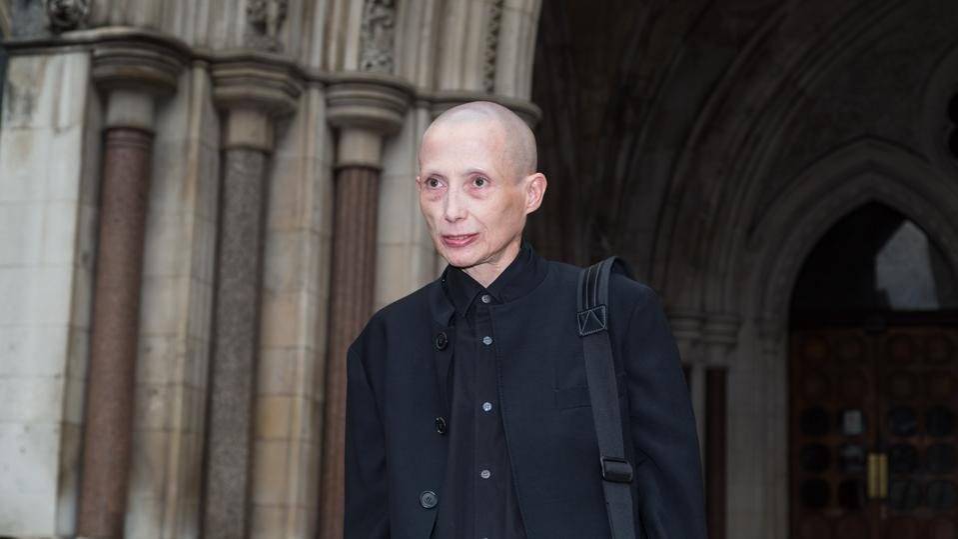 X-Gender Passports Campaign At High Court
