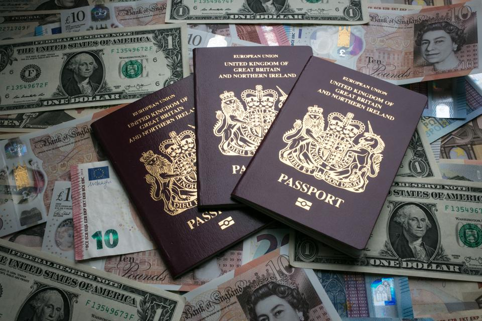 U.K. passports are in high demand among the world's wealthiest.