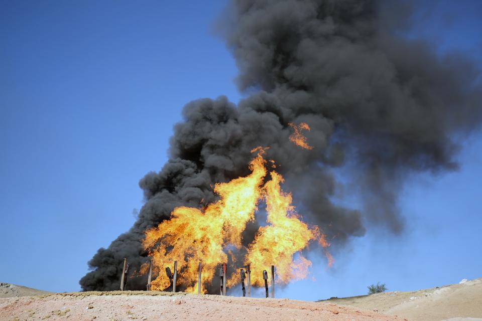 IRAQ-CONFLICT-KURDS-OIL