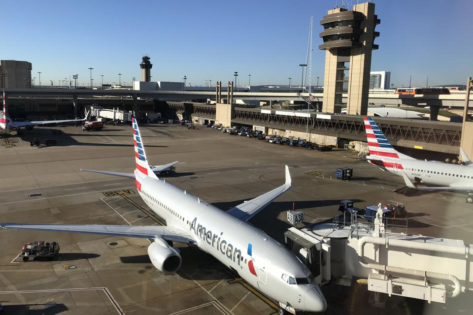 In May, Dallas-Ft. Worth Airport Was Busiest In The Nation, No. 2 Globally