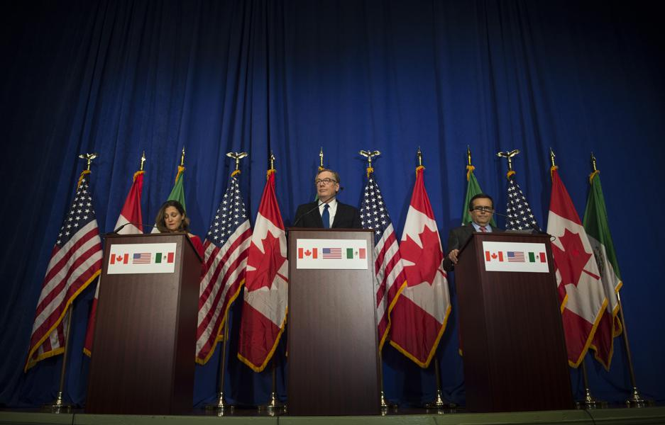 Die Another Day - NAFTA Pauses And The World Waits