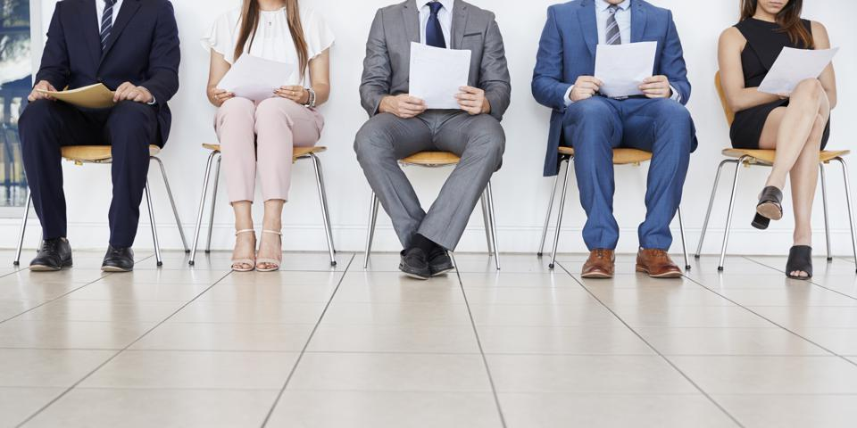 Many organizations are trying to recruit more female and minority job candidates.