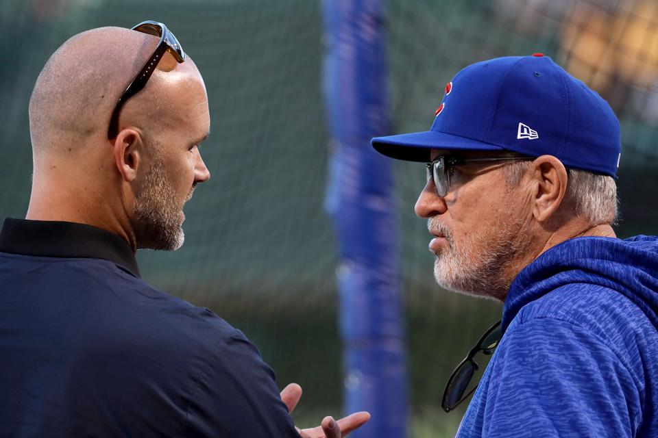 Become Someone Worth Following: New Cubs' Manager David Ross Shows Us How To Go from Teammate To Team Leader