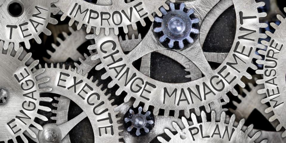 How To Manage The Continuum Of Change