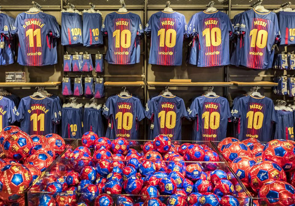 Fc Barcelona S New 2020 21 Third Shirt Design Is Leaked