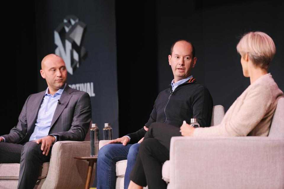 By acquiring Unscriptd, Derek Jeter and CEO Jeff Levick of The Players' Tribune are continuing to build a go-to destination for athletes to tell their stories.