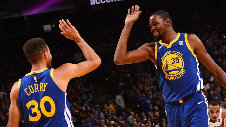 d25765168 Golden State Warriors Climb Into Top Ten On Forbes SportsMoney Index