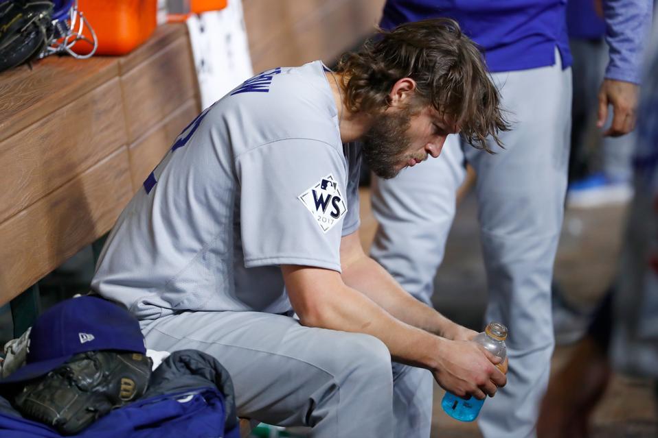 World Series - Los Angeles Dodgers v Houston Astros - Game Five