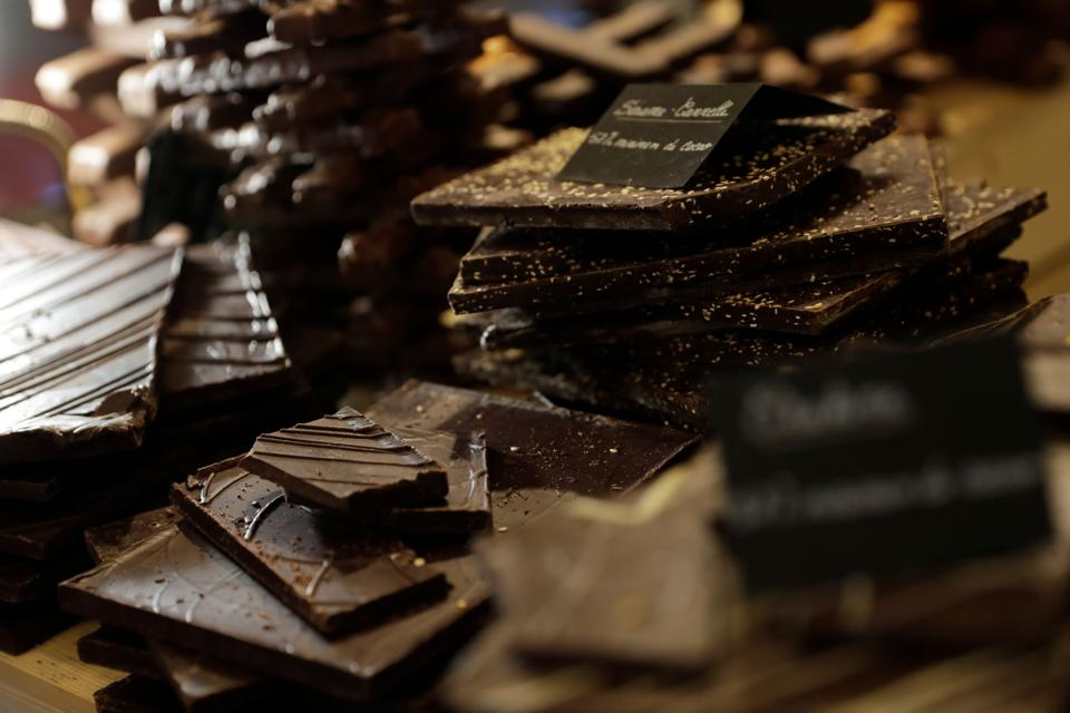 FRANCE-AGRICULTURE-GASTRONOMY-CHOCOLATE