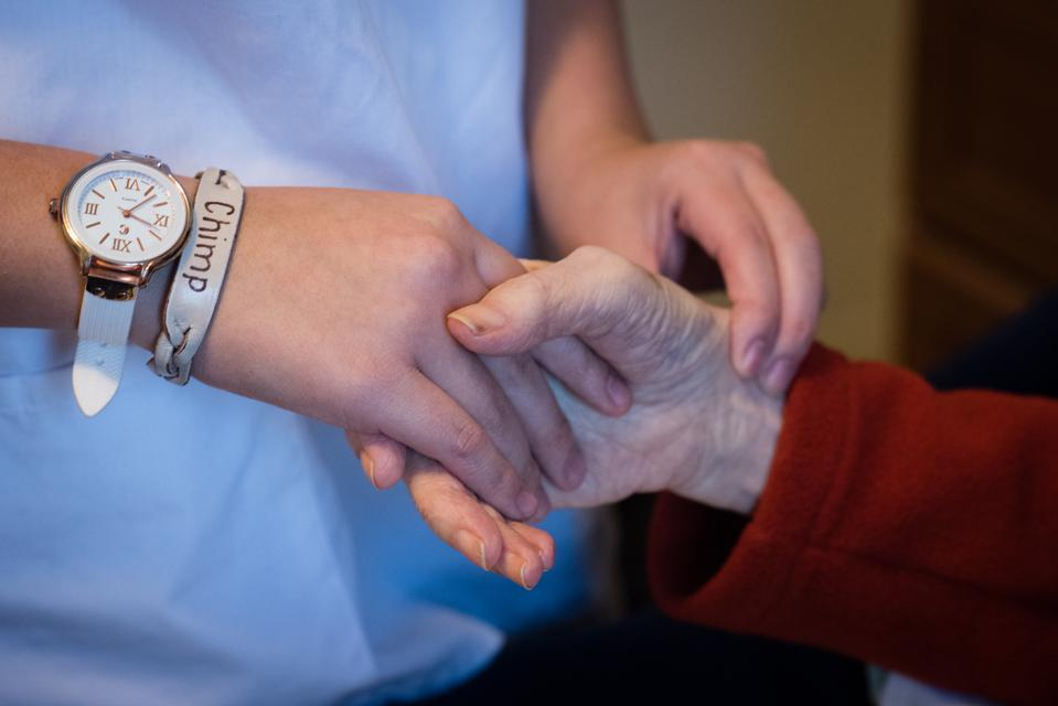 A Shortage Of Paid Caregivers Is Raising The Cost Of Home Care