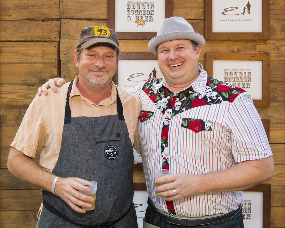 Emeril Lagasse Foundation's 2017 Boudin Bourbon and Beer