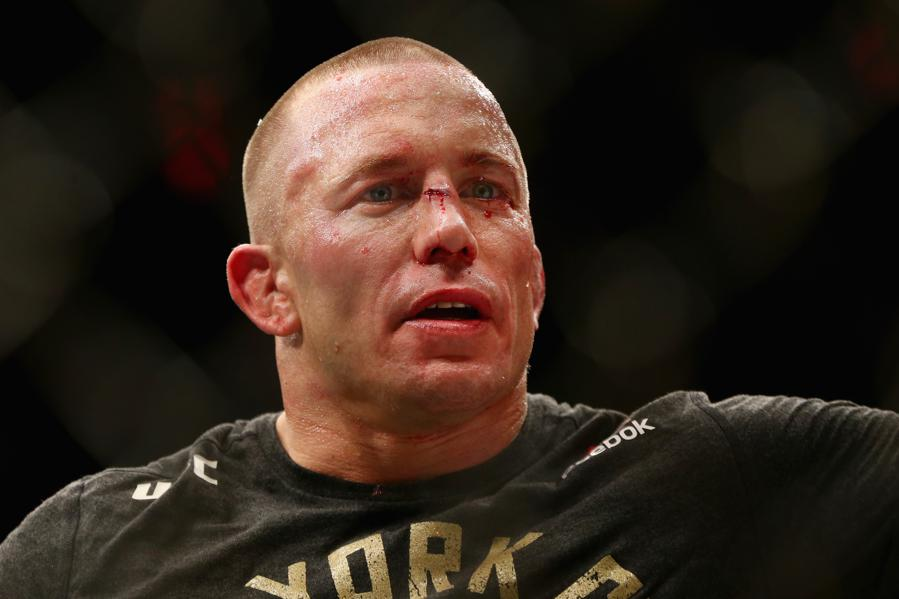 UFC Hoping For Middleweight Title Bout Between Georges St-Pierre And Robert Whittaker At UFC 221