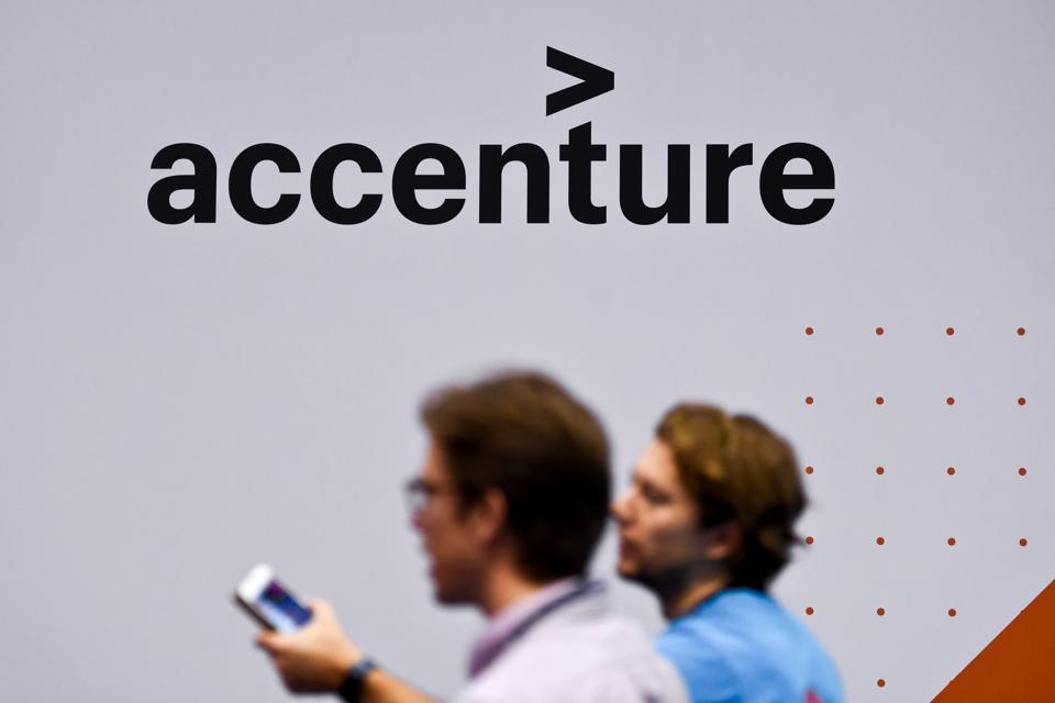 Accenture had more than 500 blockchain-related job openings in 2017.