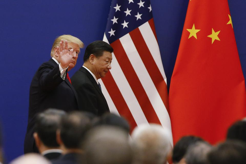Trade War influencing the stock market and making investors nervous
