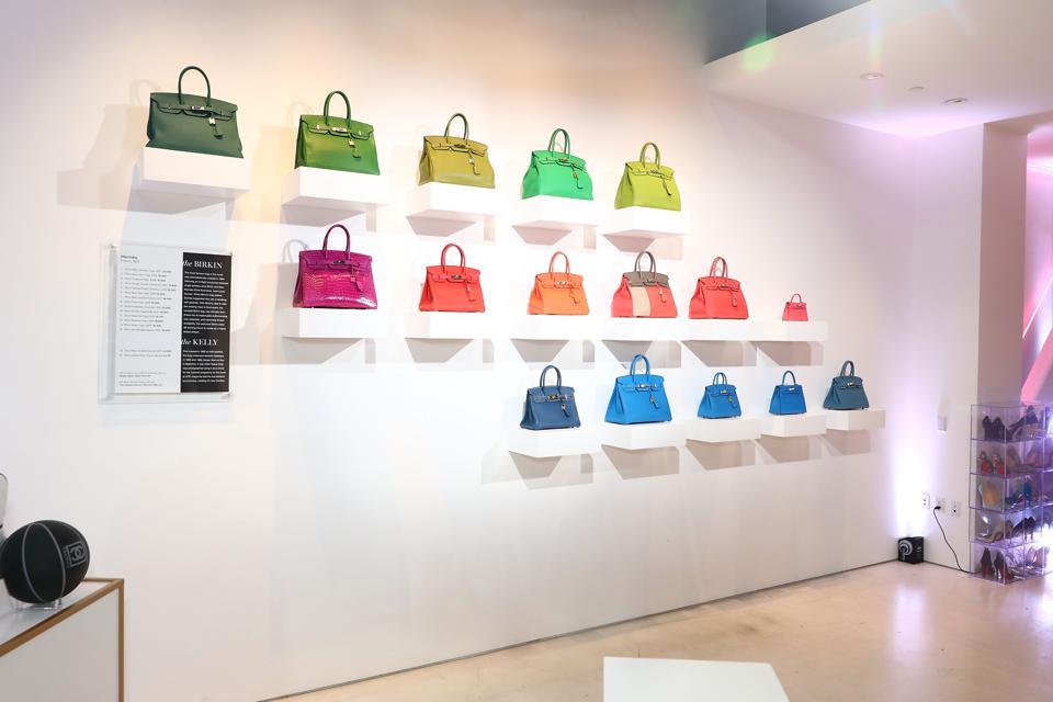Tradesy Showroom Opens Debuts Rare Fashion And Art