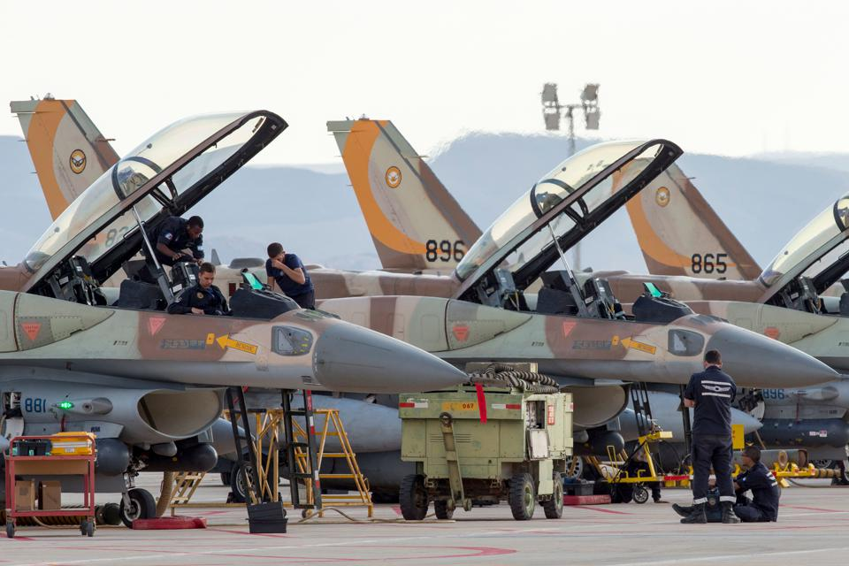 ISRAEL-DEFENCE-DRILLS