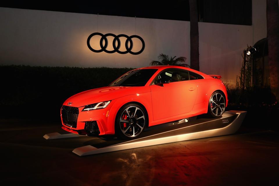 Audi Atmosphere At AFI Festival & Hosted Dinner