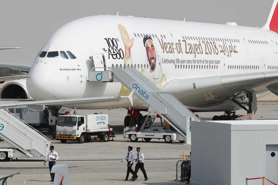 Does Lack Of A Deal In Dubai Mean The End For A380 Jumbo Jet?