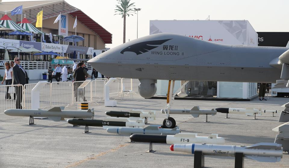 UAE-CHINA-DUBAI-AIRSHOW