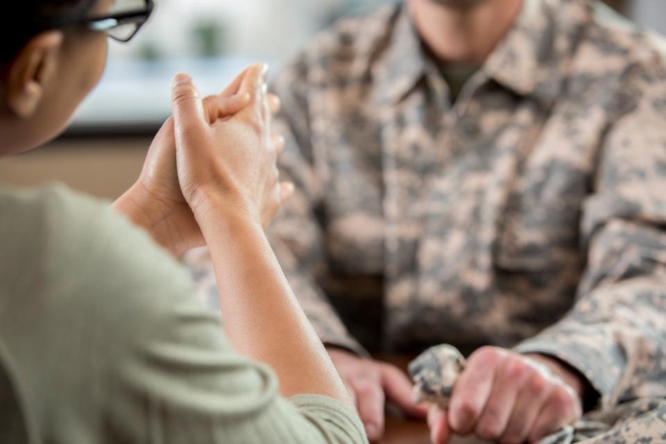 Vétéran en transition de carrière