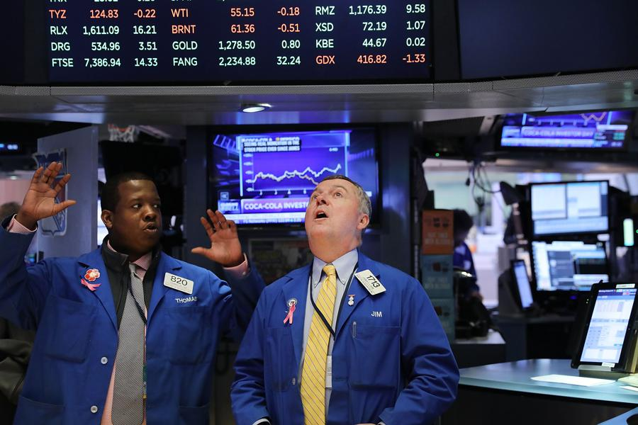 10 Reasons The Stock Market Will Have A Good 2018