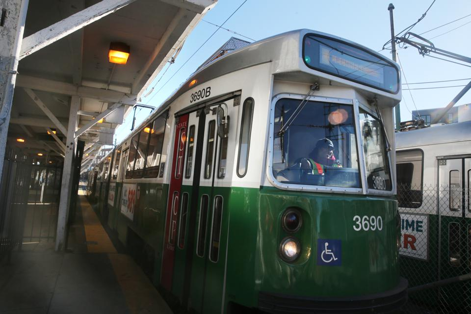 MBTA Approves Green Line Extension