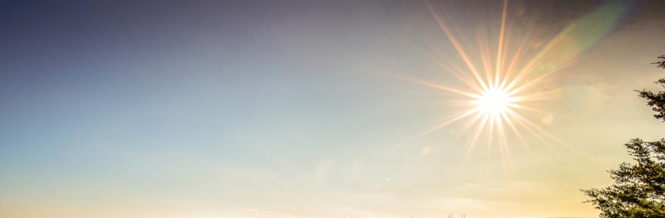 Cloud Typologies- As Pano With Sun Star