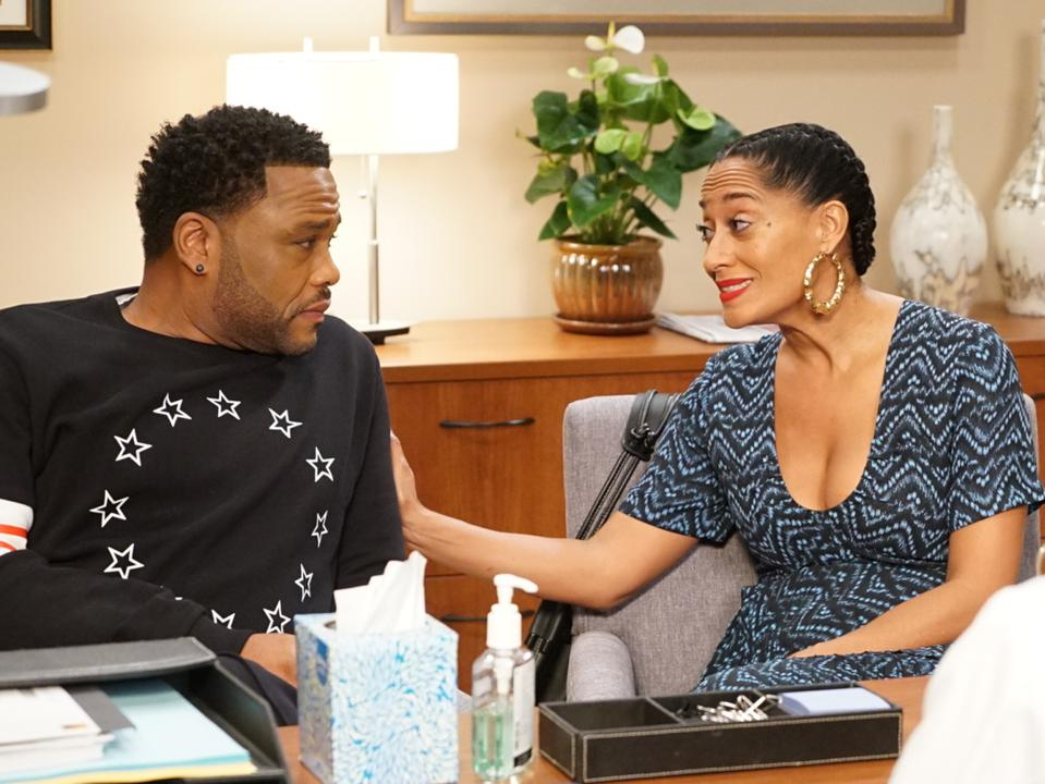 ABC's ″Black-ish″ - Season Four