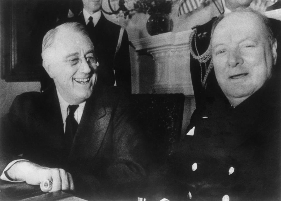 Roosevelt, Churchill And The Creation Of The United Nations