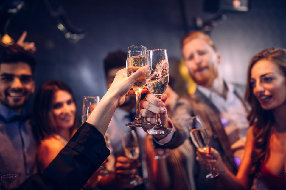 A new survey indicates more organizations are holding holiday parties this year.