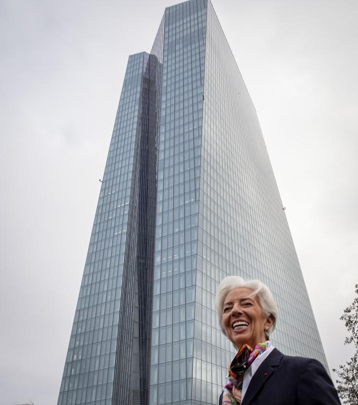 Germany European Central Bank Lagarde
