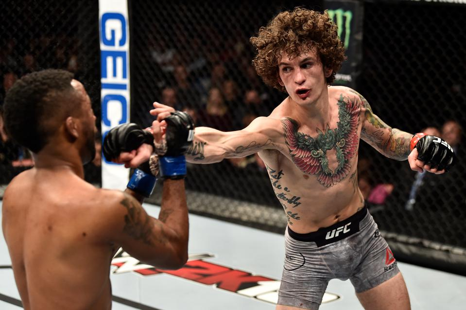 Sean O'Malley faces Eddie Wineland at UFC 250 on Saturday
