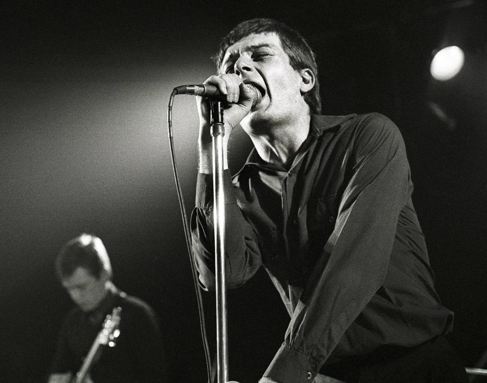 Photo of Joy Division