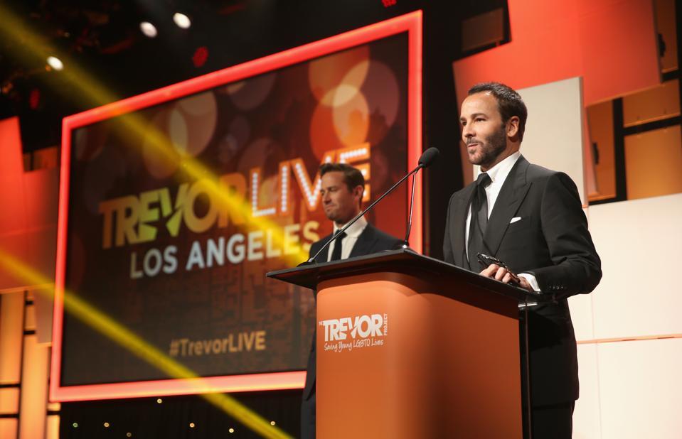 The Trevor Project's 2017 TrevorLIVE LA Gala - Show