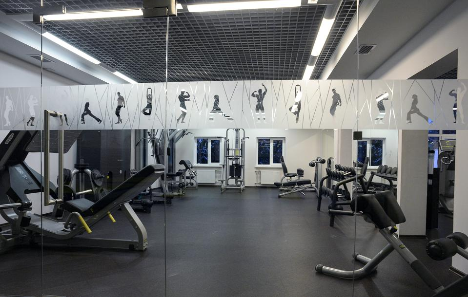 Communal gyms might become a thing of the past