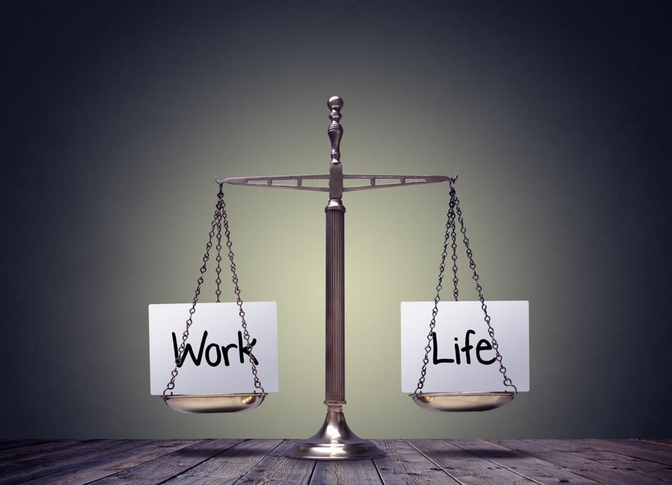 Move Over, Work-Life Balance. Hello, Work-Life 'Integration'