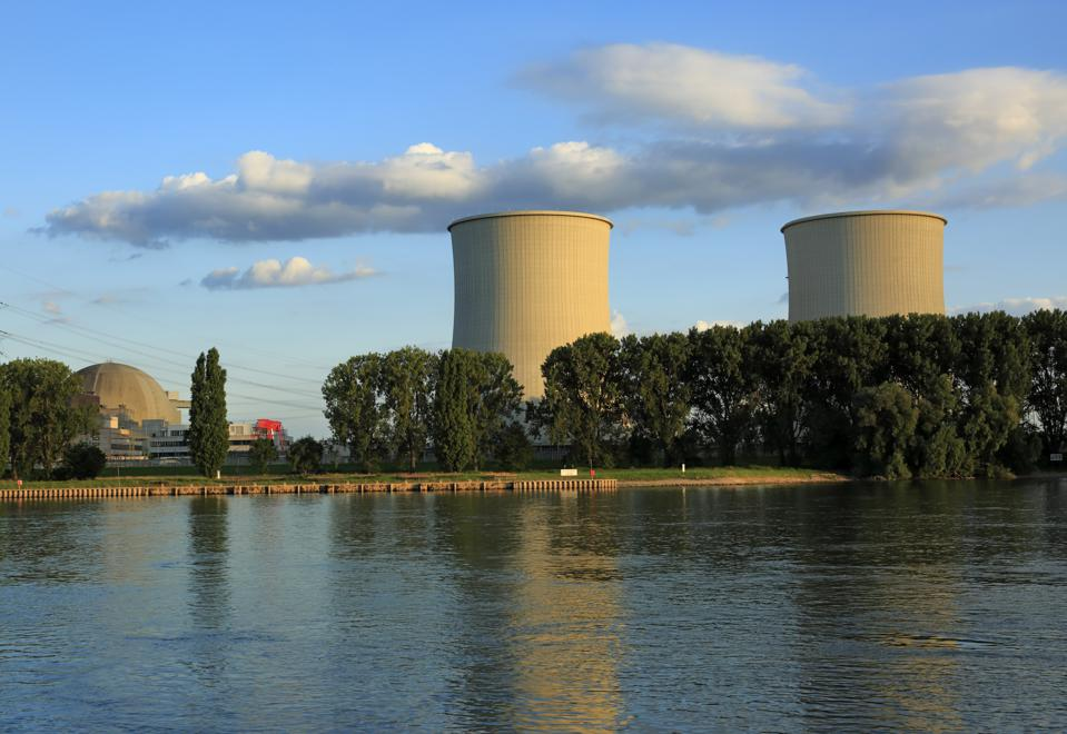 Biblis nuclear power station