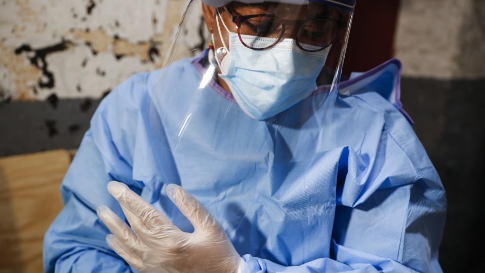Virus Outbreak Home Health Care