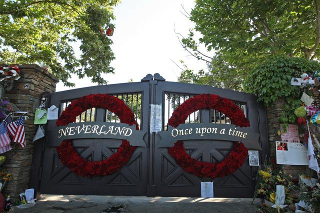 Michael Jackson's Neverland Ranch Is Officially For Sale For A Cool $100 Million