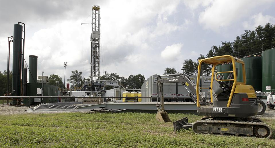 The Oil And Gas Situation: The Rigs Just Keep On Coming