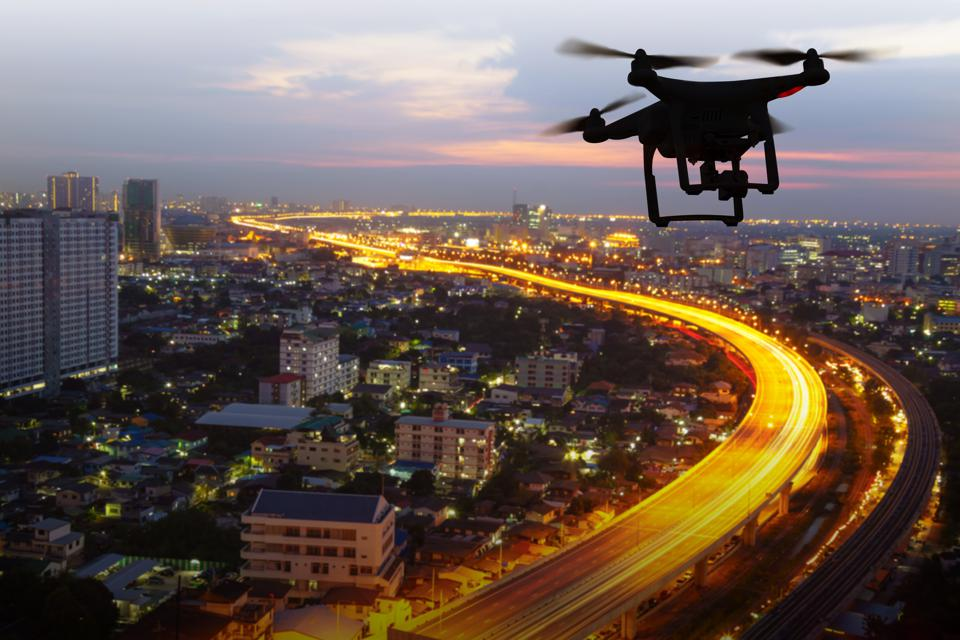 How Drones Become A Valuable Tool For The Auto Insurance Industry