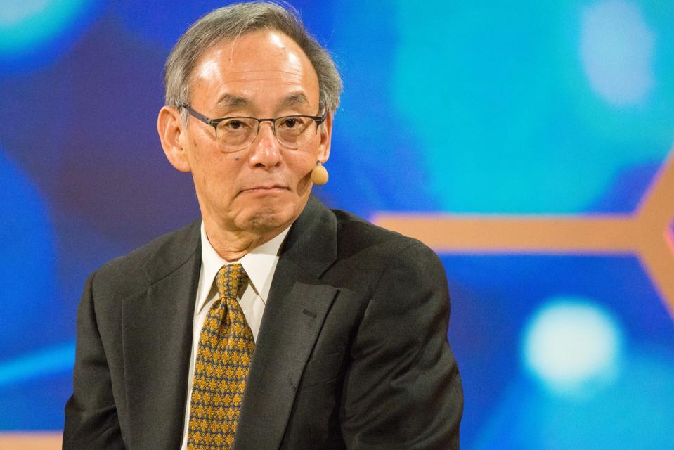 Steven Chu Energy Department Loan Programs