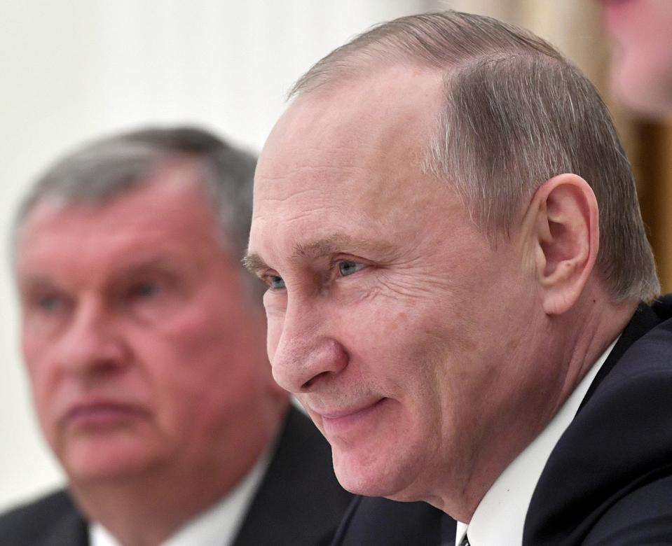 Как Давно Знакомы Путин И Сечин