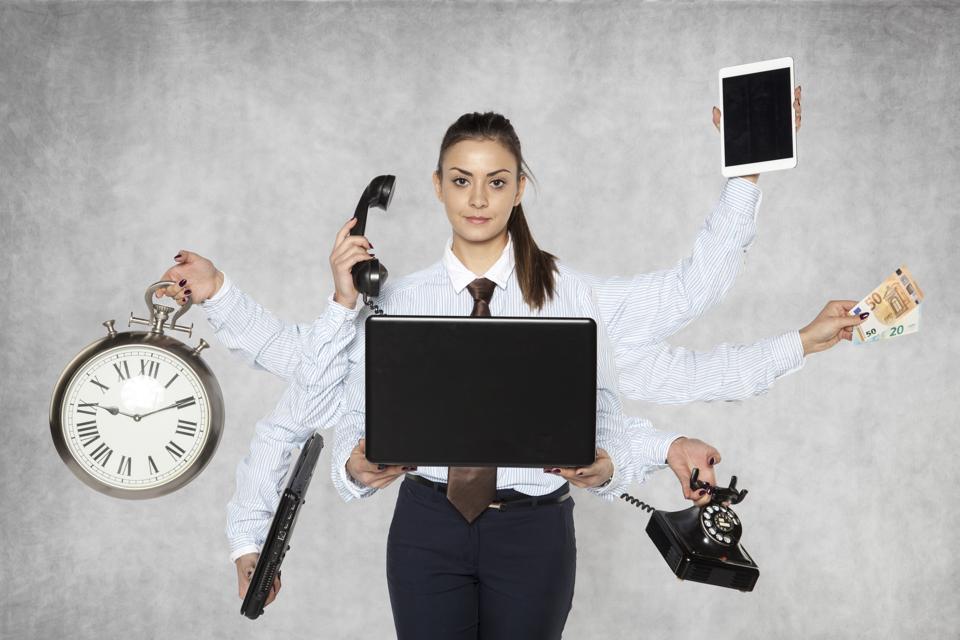 Ang multitasking ay bumababa sa ating kakayahang mag-focus.