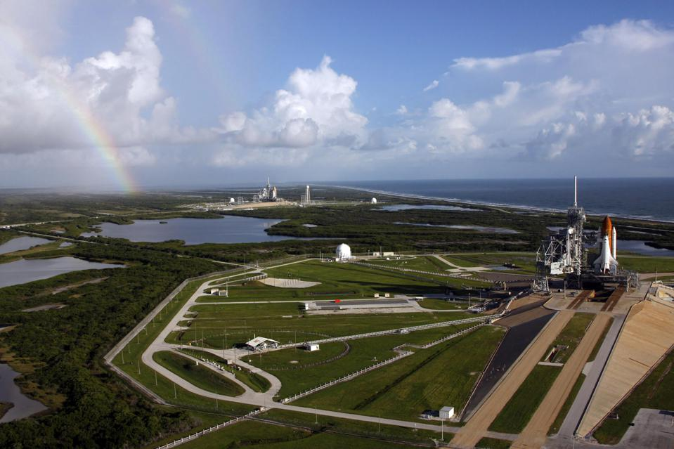 Five Things To Know About The Kennedy Space Center